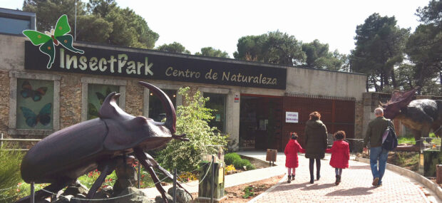 acceso insectpark