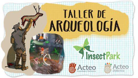 11-03-2017: Taller de Arqueología