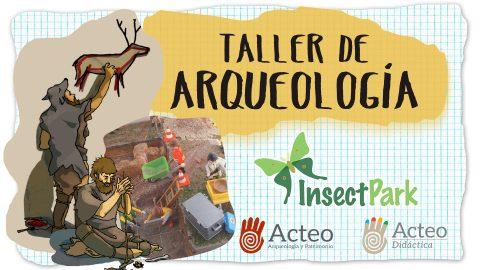 22-04-2017: Nuevo Taller de Arqueología para familias y niños