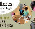 21.10.17 | Talleres de Arqueología – Pinturas Prehistóricas