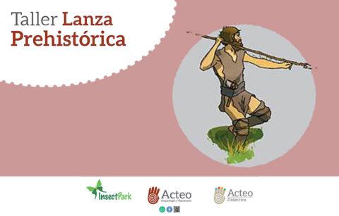 13.01.18 | Talleres de Arqueología – Cazadores Prehistóricos