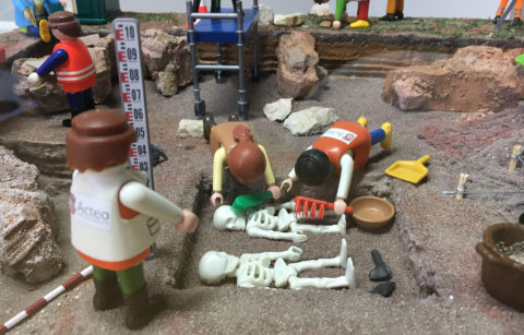 Junio| Taller de arqueología