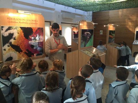 Octubre | Visitas guiadas en InsectPark